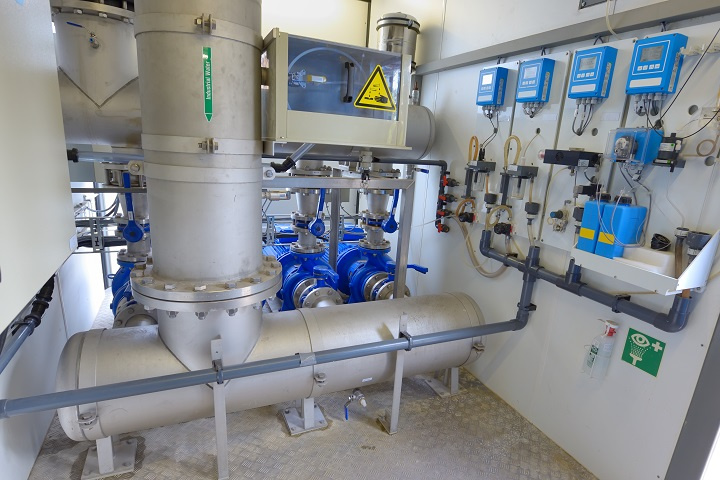 Environmental Water Solutions/Treatment Co. w/ Seller Financing