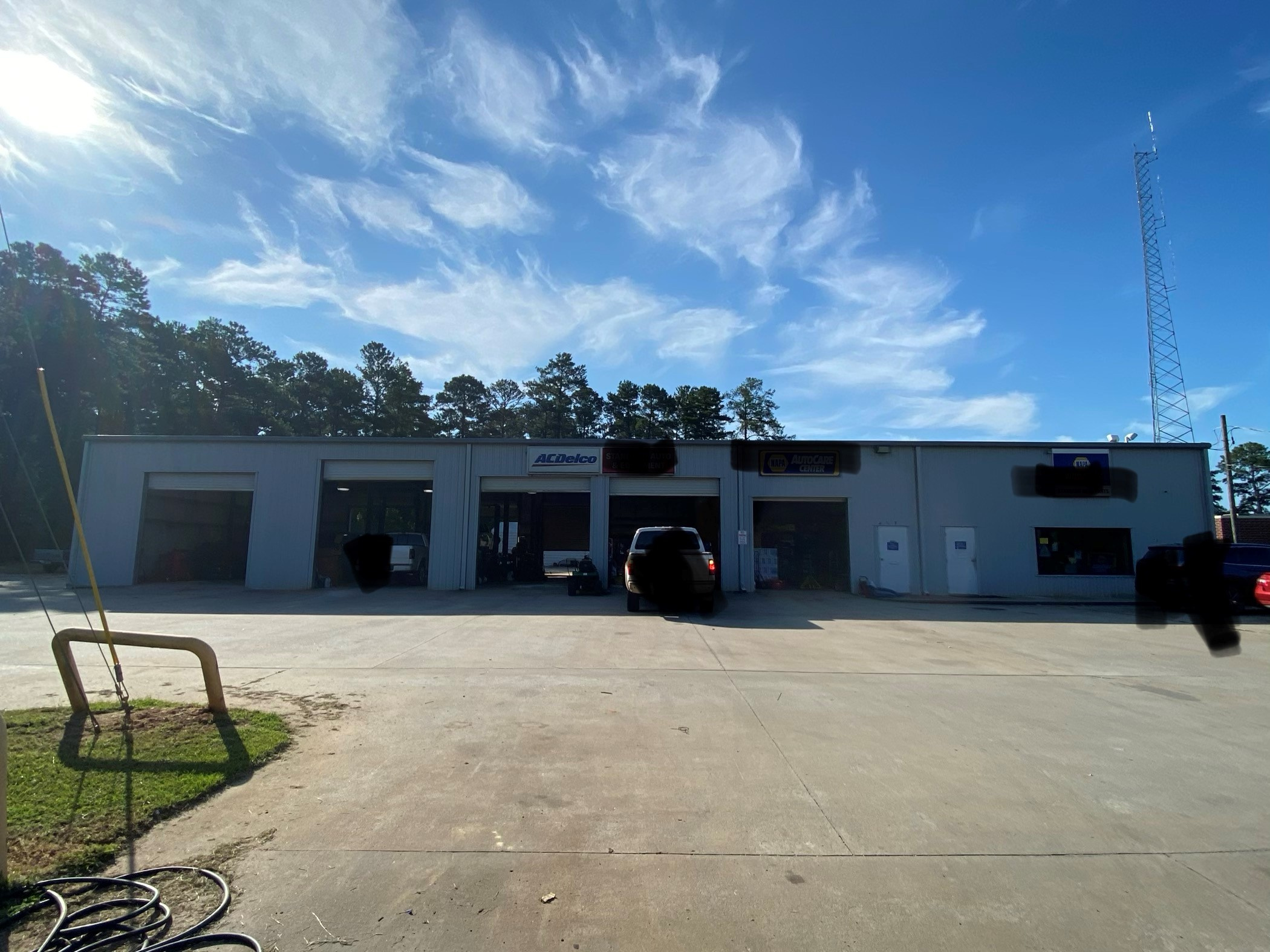 NAPA/Auto Repair between Athens and Augusta GA with Real Estate