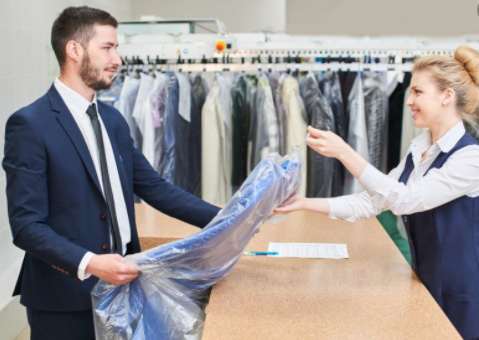 Prime Location Well-Established Dry Cleaner