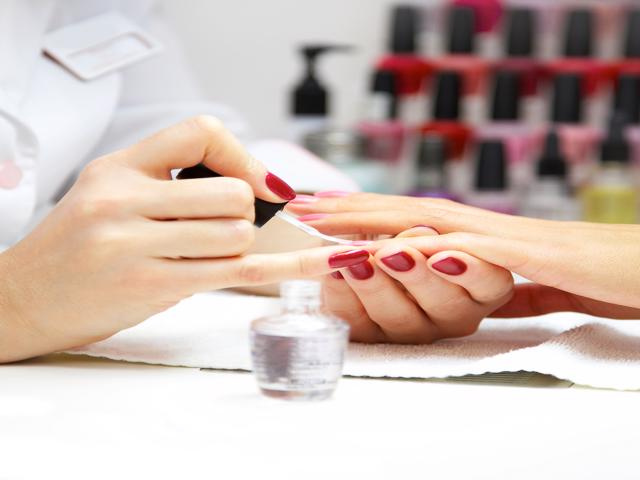 Salon with Nail Services