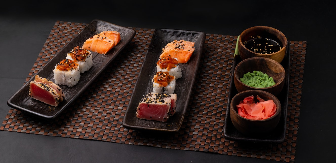 Successful Sushi and Korean Restaurant in High Traffic-987624-RB