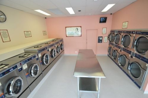 Two Laundromats Turnkey Ready To Go- Middlesex County NJ