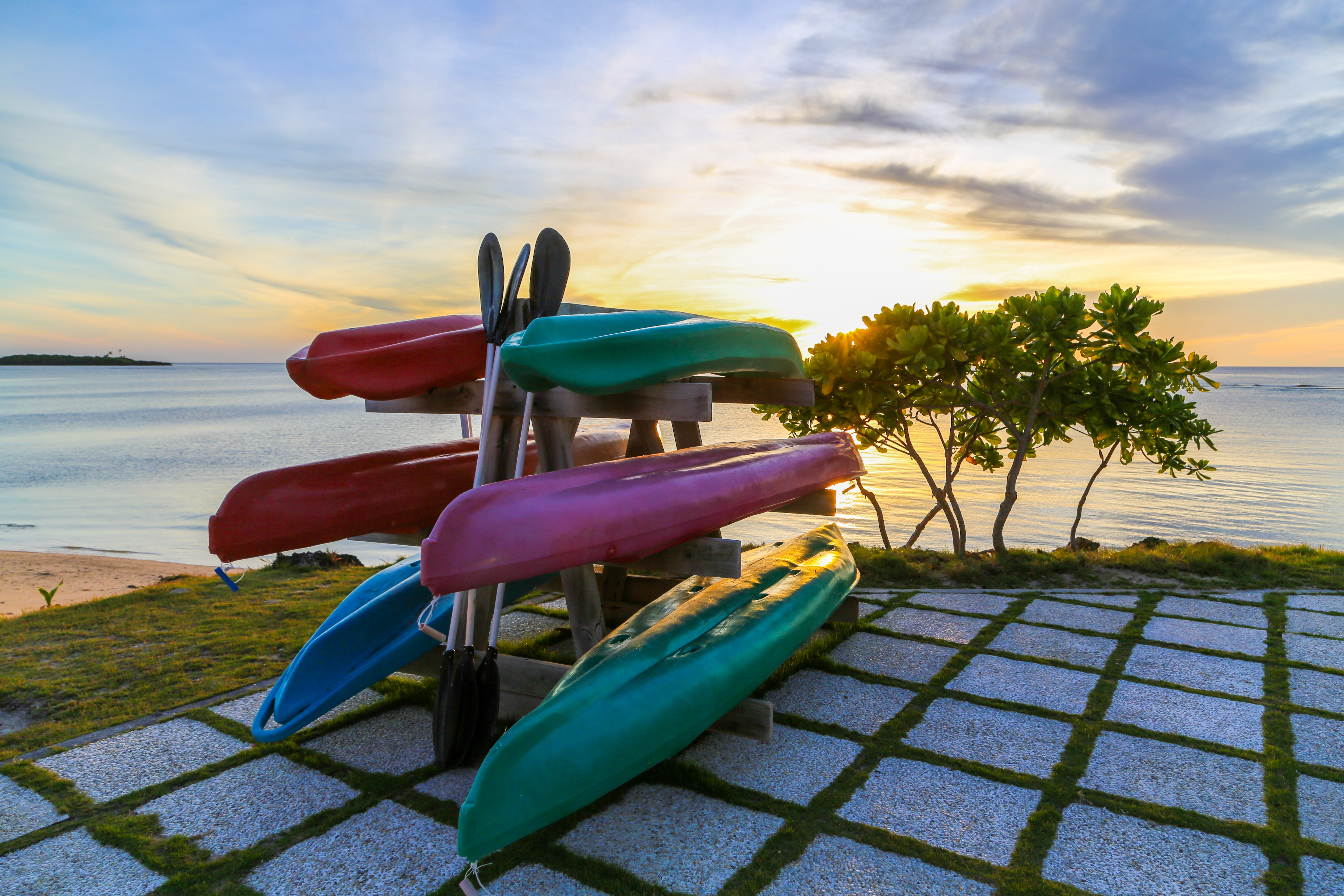 Kayak Rental and Delivery Service on the Gulf Coast
