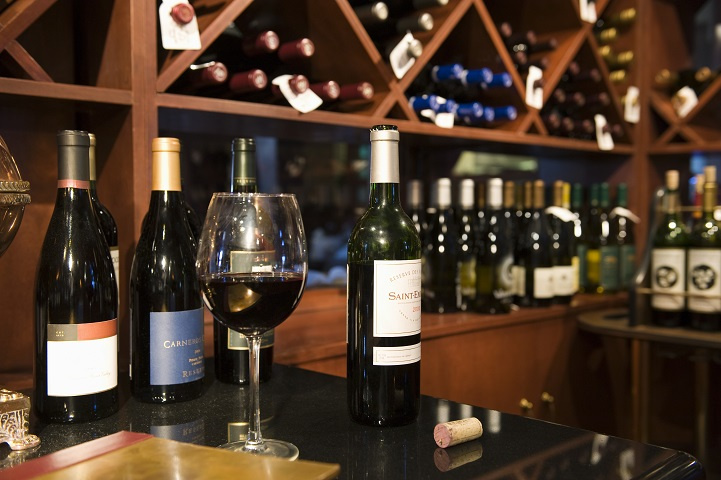 Eight Year Old Wine Shop for Sale