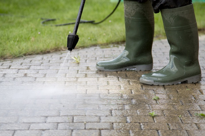 Sparkling Clean Pressure Cleaning