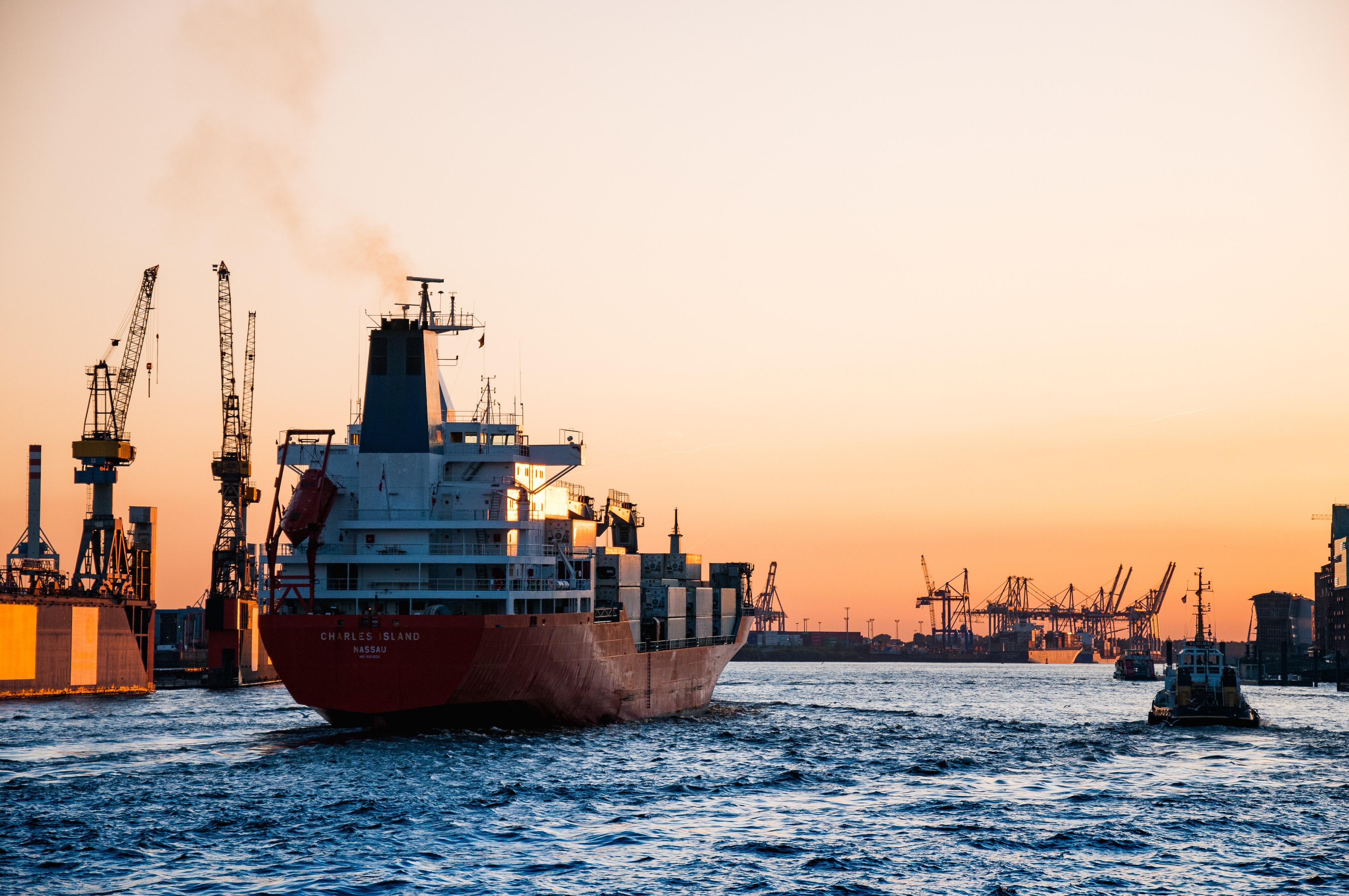Marine Maintenance, Distribution & Logistics