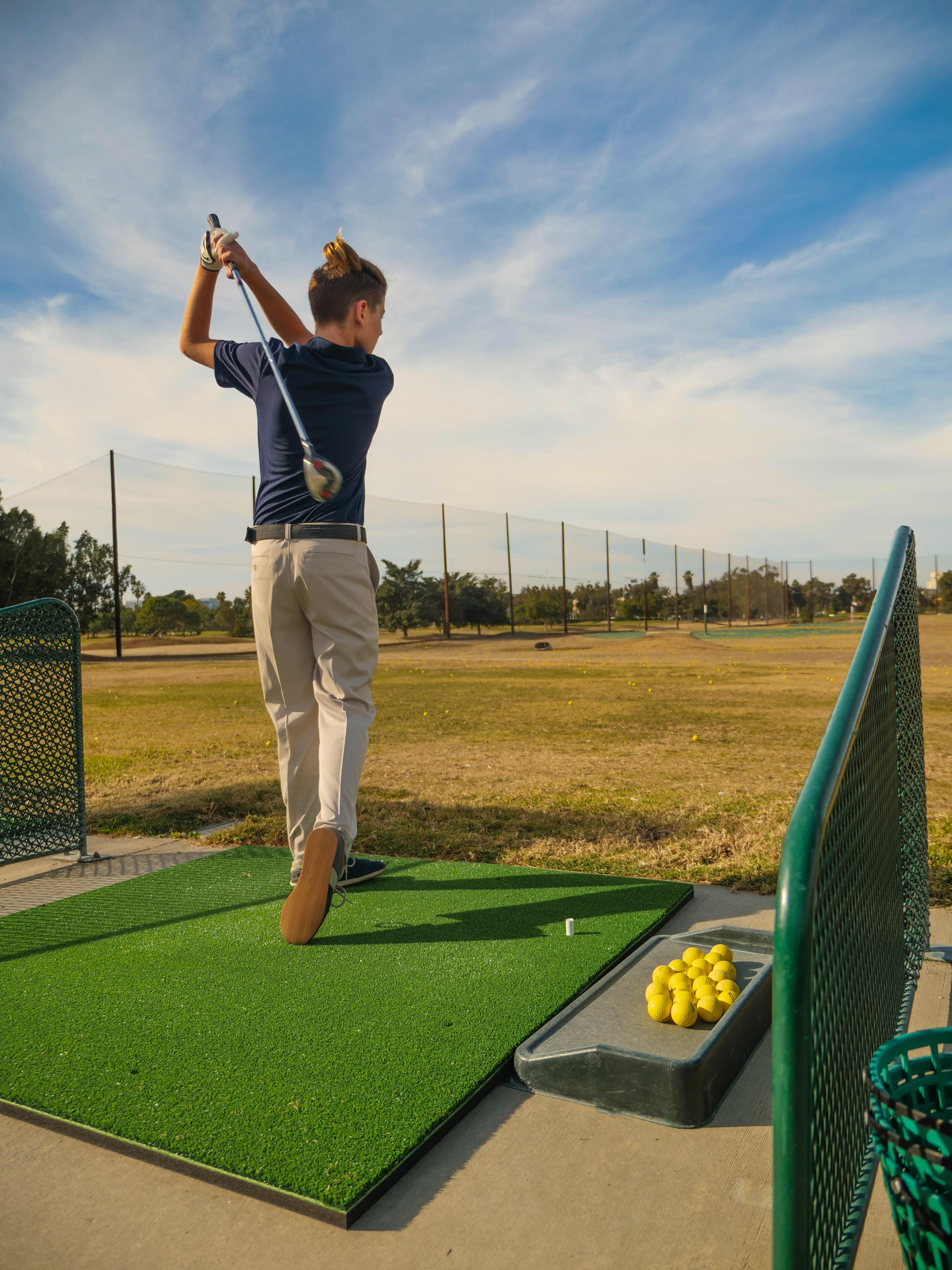 Golf - Driving Range Equipment & Supplies - PRICE REDUCED