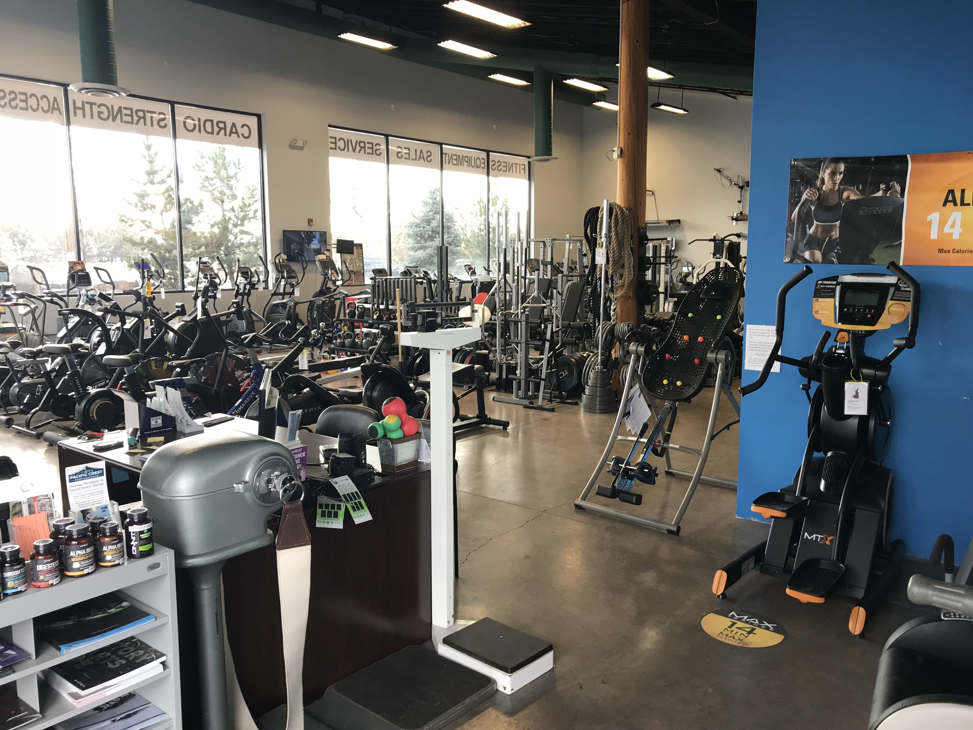 Fitness Equipment Sales and Service Business in Bend, OR
