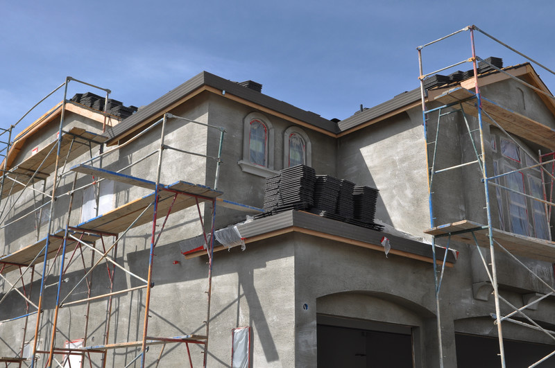 Commercial Exterior Finishing Business
