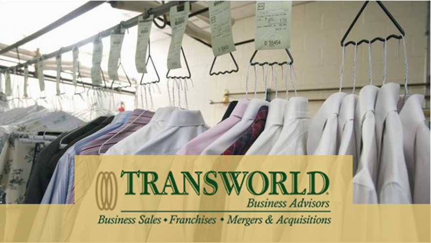 Profitable Dry Cleaner in Excellent Location