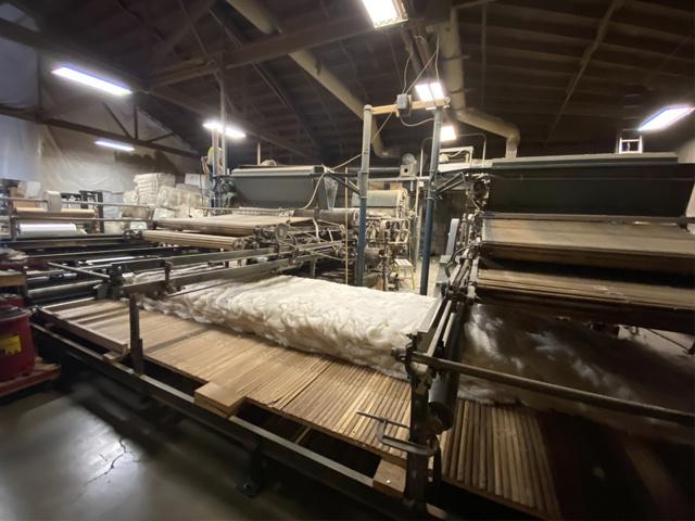 Established Profitable  Eco-Friendly Mattress  Manuf. with Retail