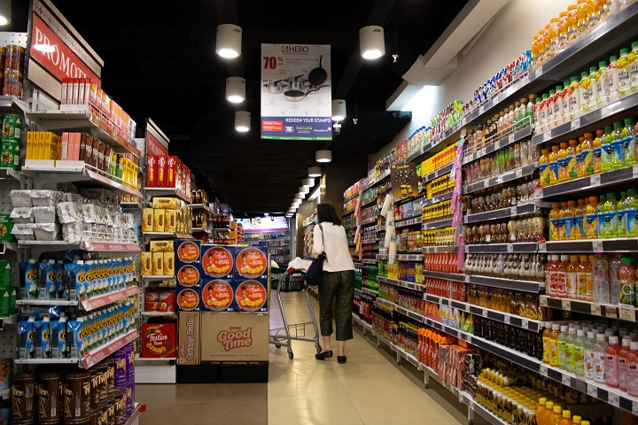 International Supermarket with Catering and Kosher Food