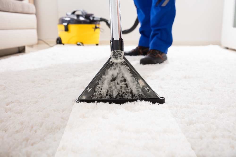 Turnkey Eco-Friendly Carpet Cleaning Service in Stanislaus County