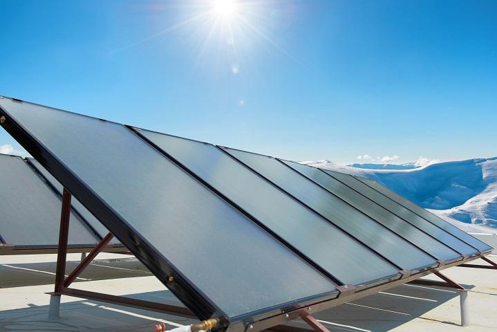 Solar Company Asset Sale