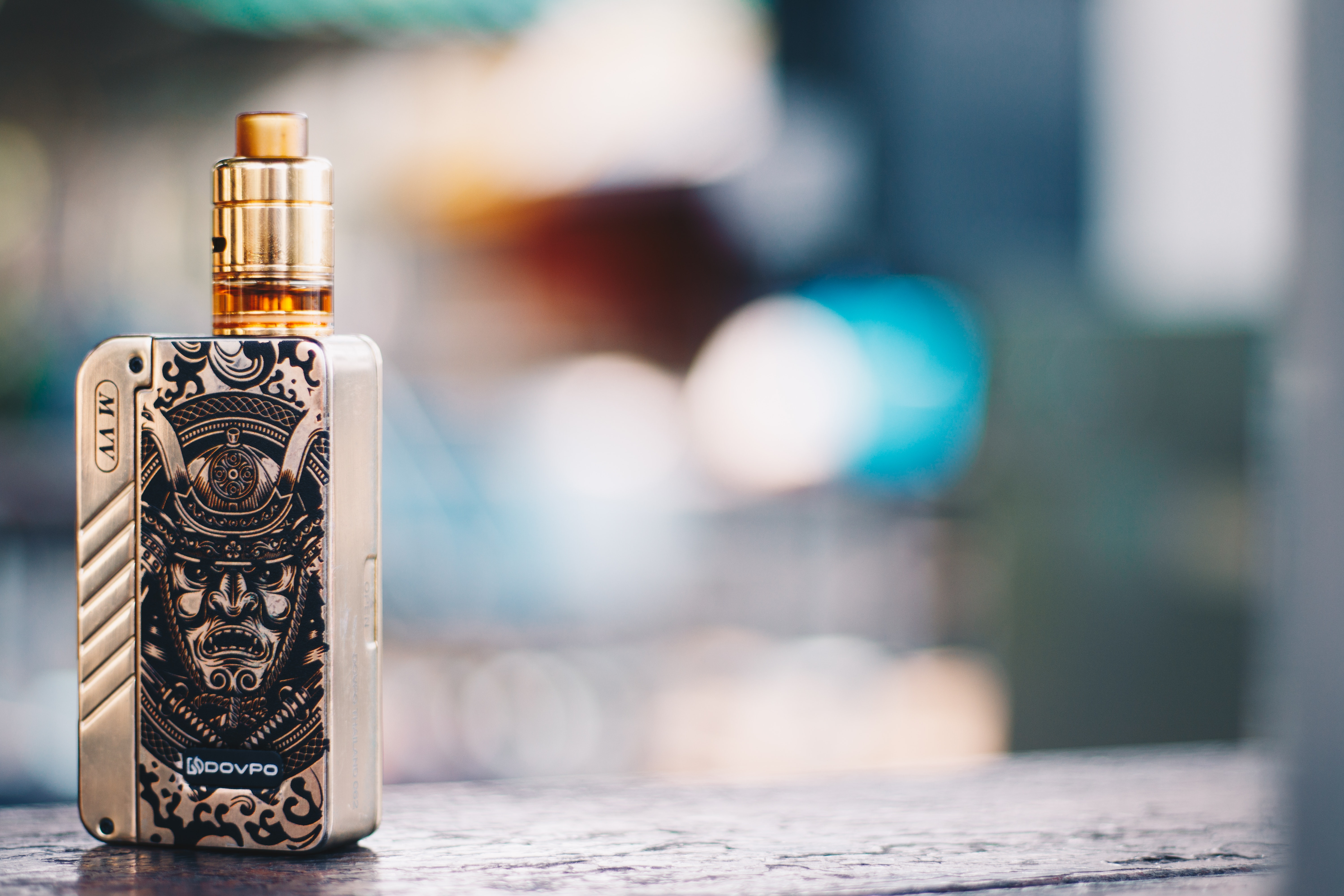 Vape and Tobacco Shop with Diverse Product Offerings