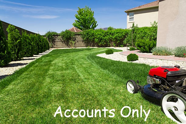 Landscaping Account List