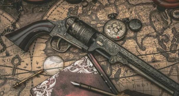 Profitable Commemorative Firearm Company-445765-RF
