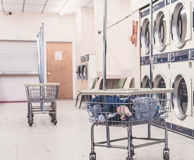 Semi Absentee Run Laundromat for Sale