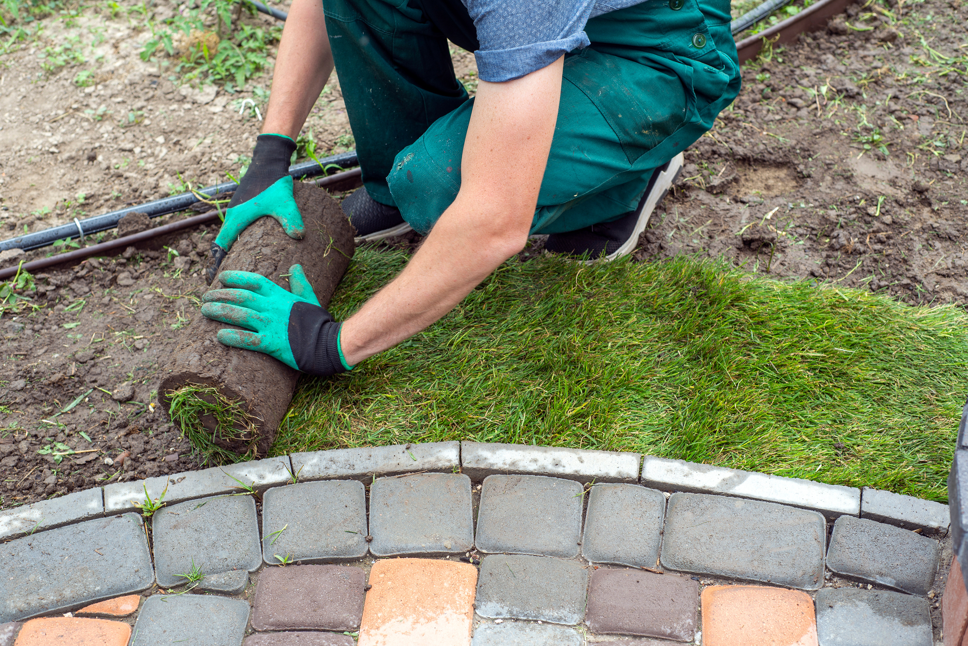 Premier Central Valley Landscaping Company- SBA Pre-Qualified