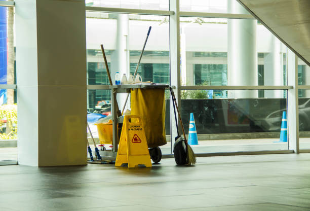 A Market Leader in the Janitorial Services Industry