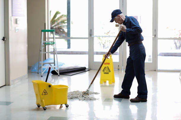 Market Leader in the Janitorial Services Industry