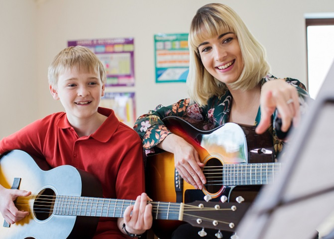 Well established full service music instruction academy in Tampa