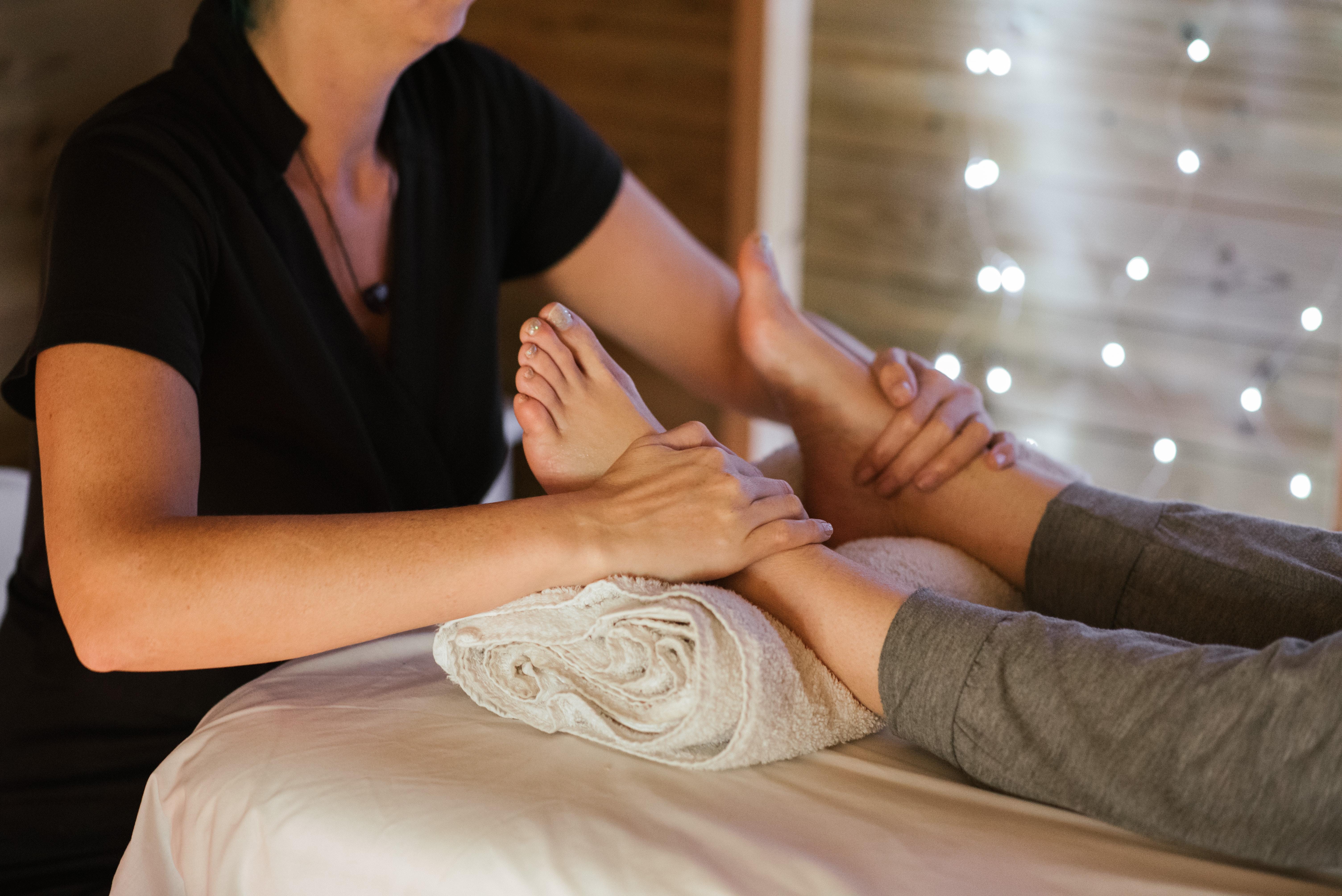 Long Standing Very Profitable Massage Practice