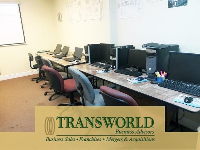 Computer training school for sale in Miami