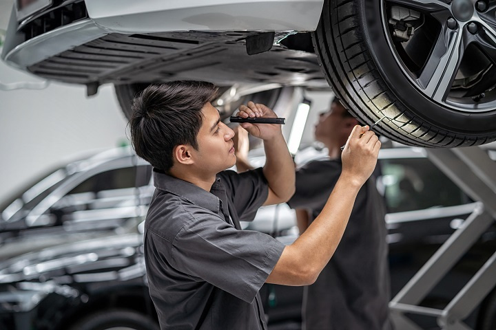 148695 BK Full Service Auto Repair with State Inspection