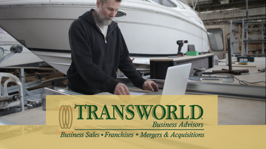 Marine Engine & Boat Part Distribution Business with Real Estate