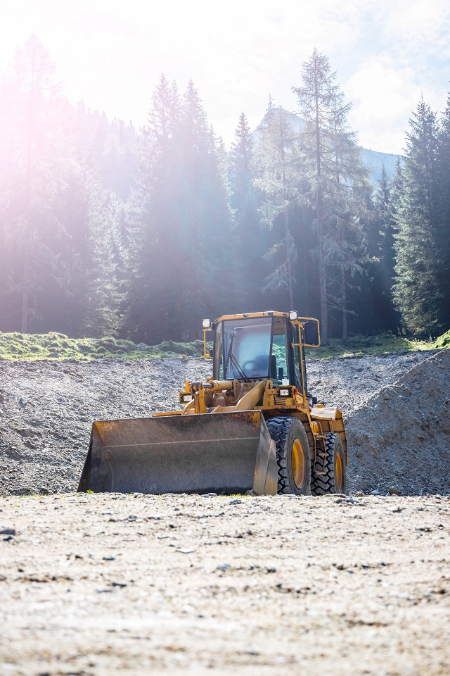 Prominent Land Clearing and Fill Dirt Business