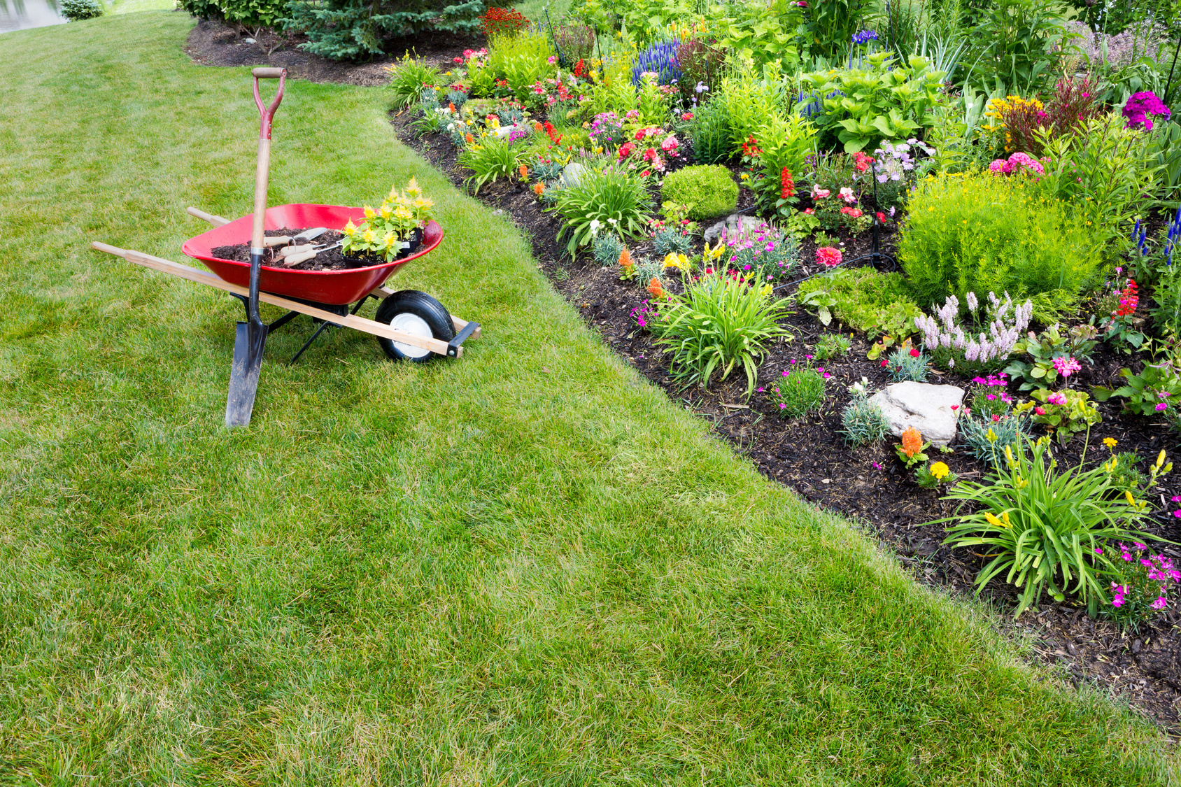 Profitable Landscaping Business in High End Mountain Town