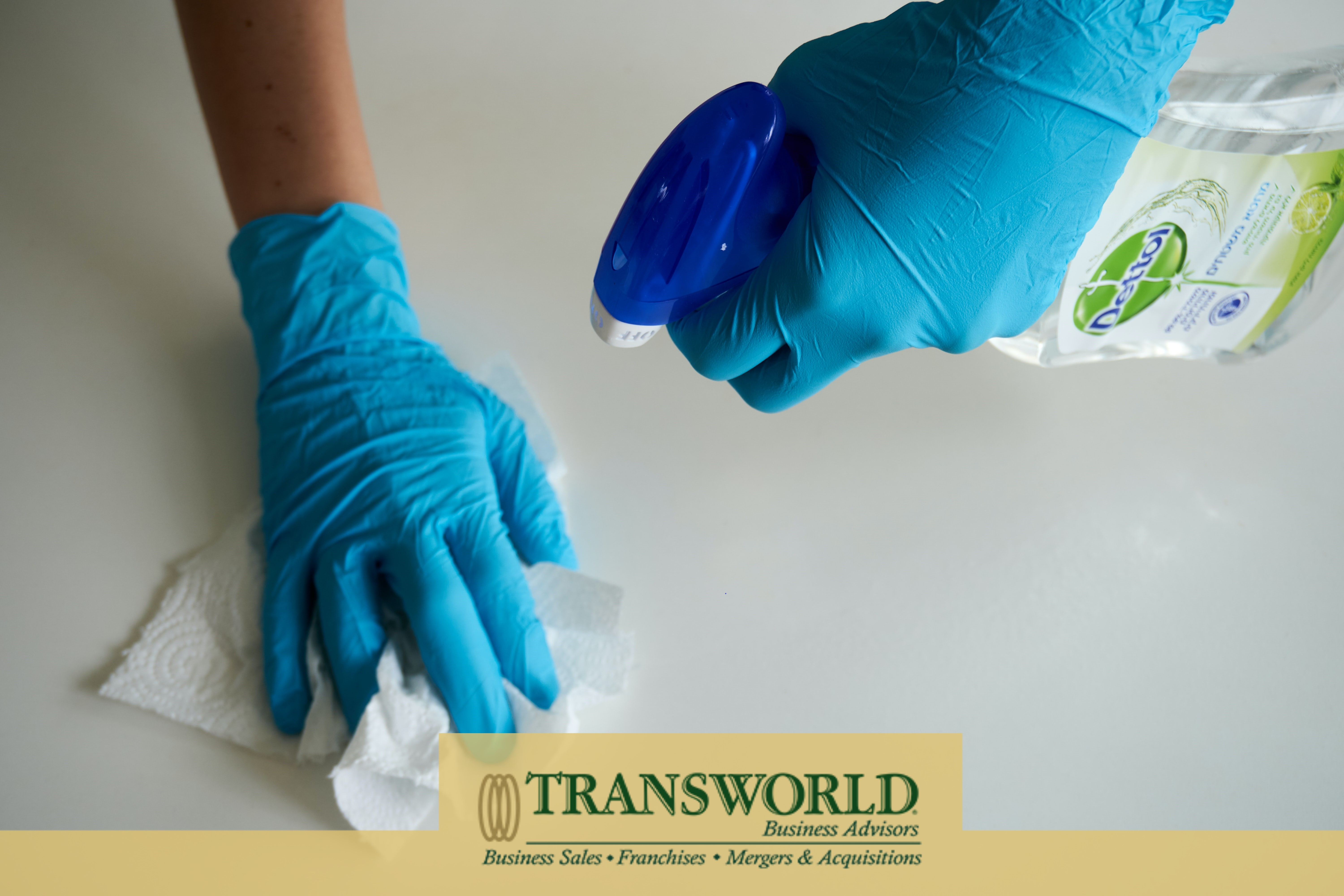 Established Cleaning Services Business for sale