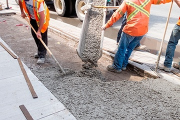 Highly Profitable Construction Company Specializing in Concrete