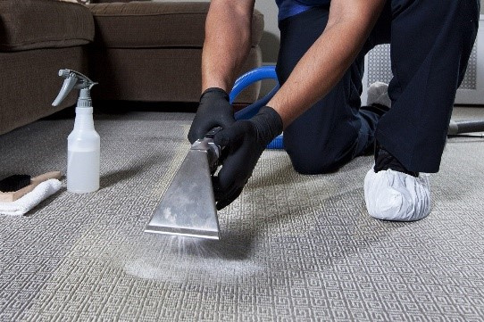 Franchised Carpet & Upholstery Cleaning Business