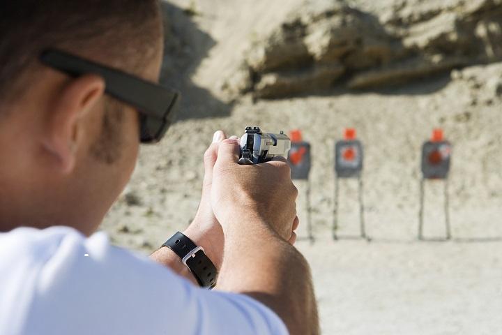 Popular Gun Range in NE Florida