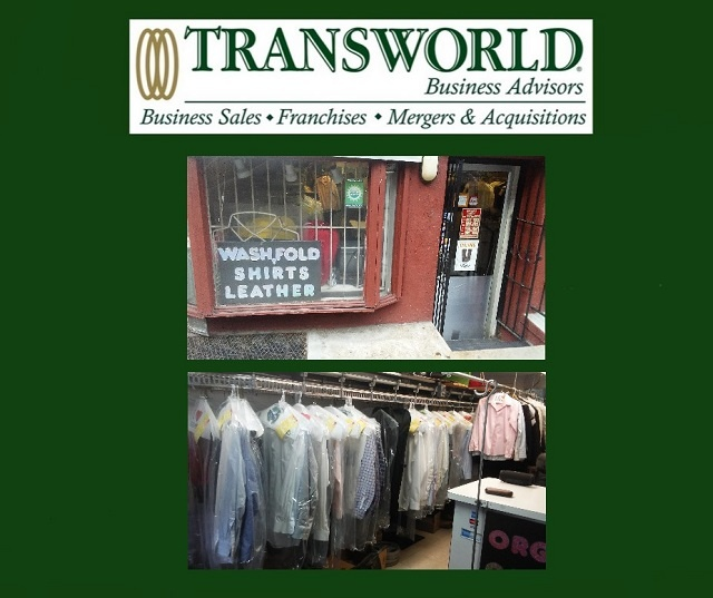 Amazing Deal!! Profitable Dry Cleaning Drop Store for Sale