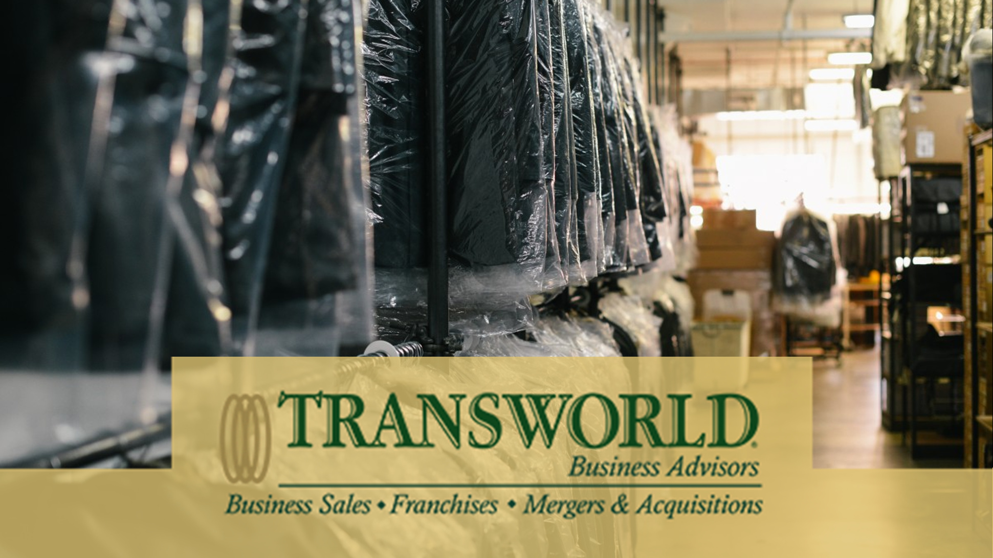 Profitable Dry Cleaner in The Woodlands