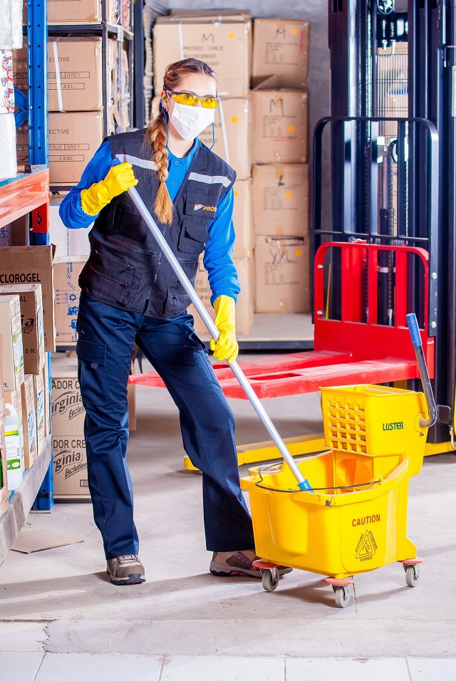 Established and Profitable Cleaning Business
