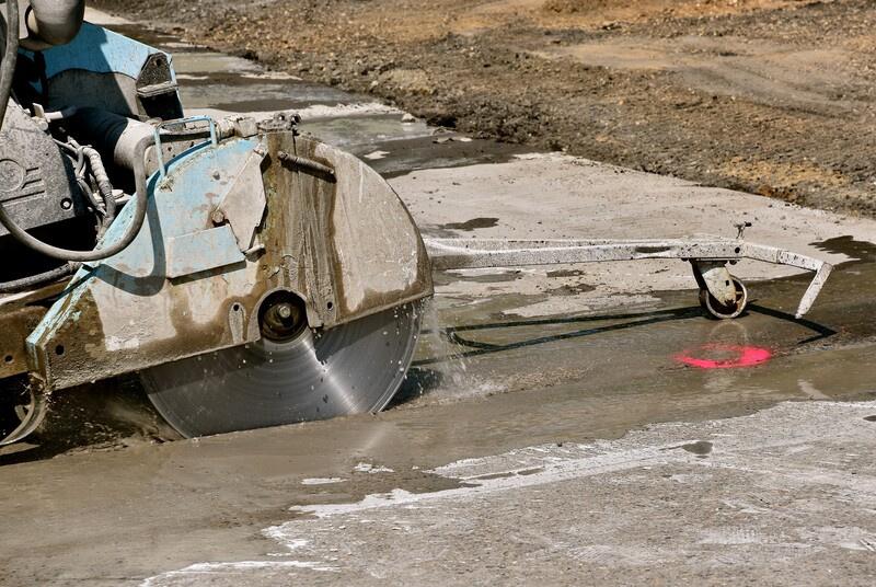 Concrete Cutting/Demo Contractor