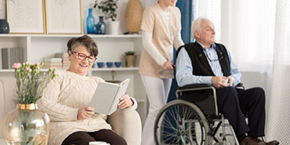 Assisted Living Facility, Licensed for 12