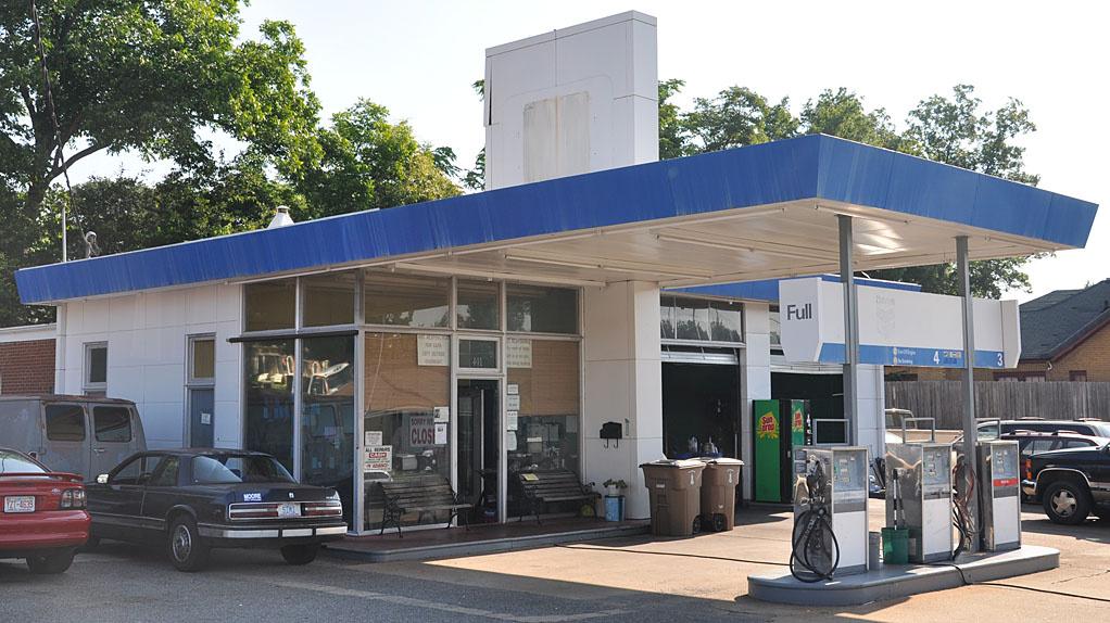 Profitable Gas Station & Auto Repair Shop on Major Roadway-DELCO