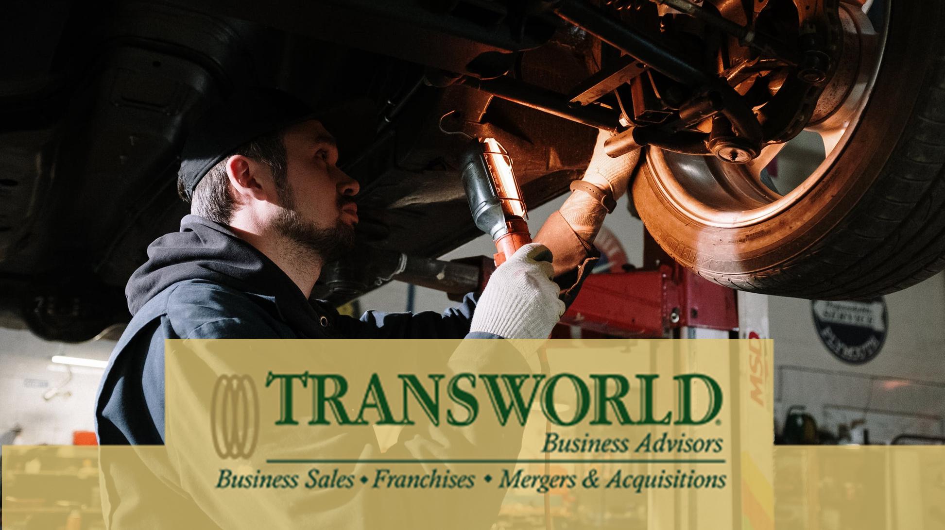 Established 14 Bay Auto Repair Shop Franchise