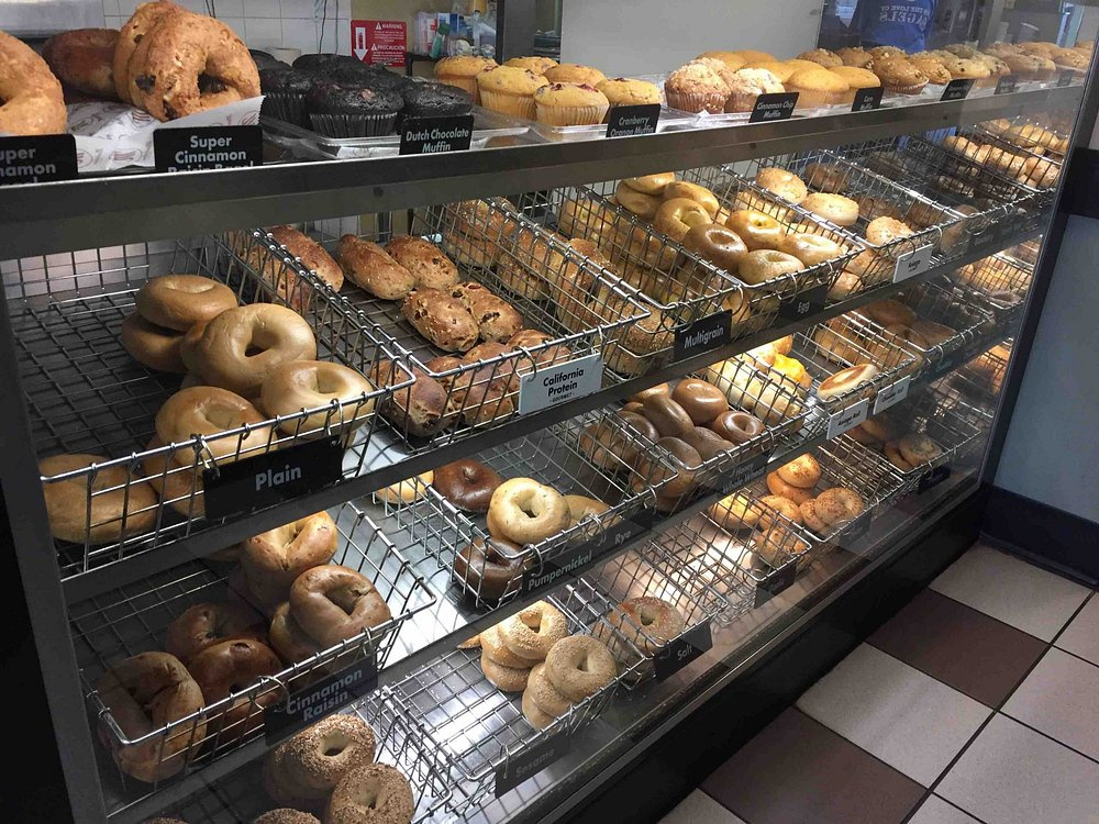 Very Busy Nassau South Shore bagel store