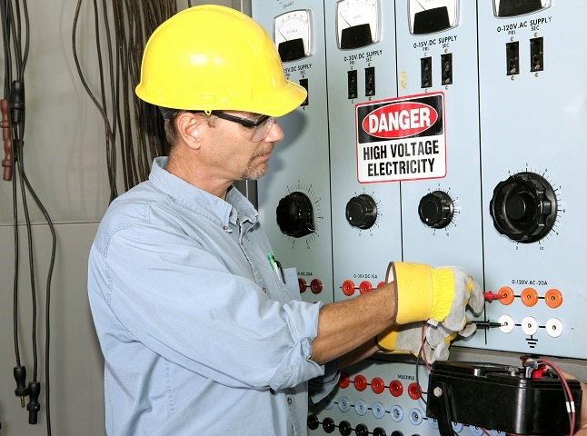 Reputable Electrical Contractor