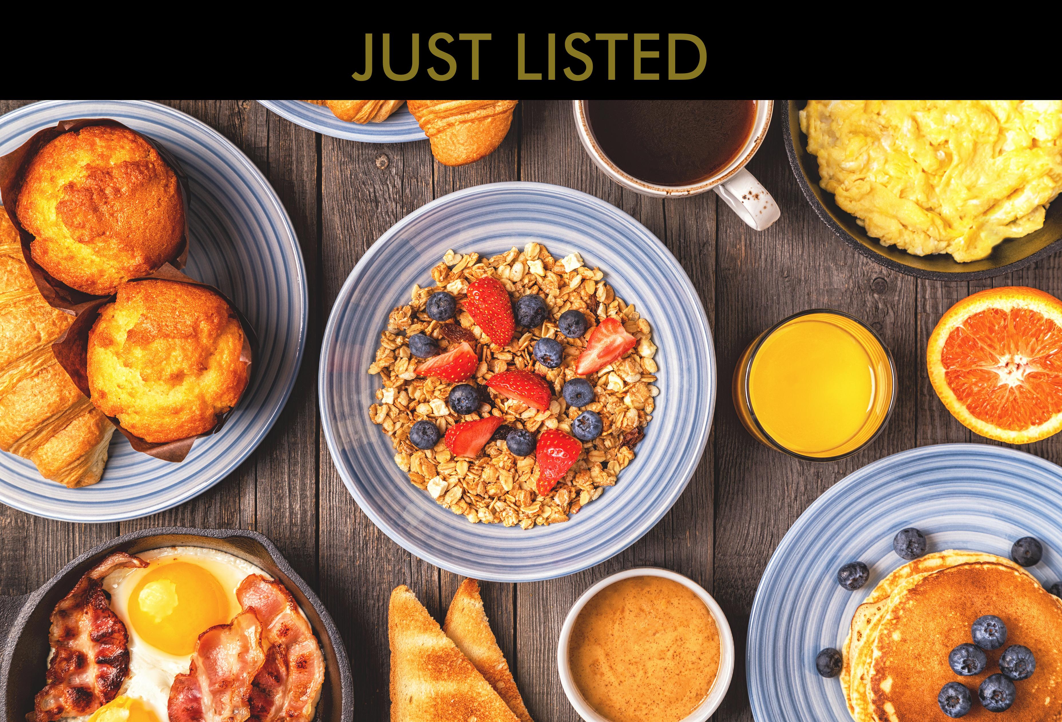 Profitable Breakfast - Lunch Restaurant In KWC Region