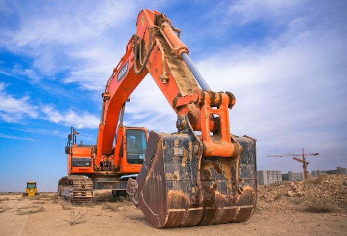 Construction Site Development Business