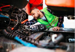 Turnkey Truck Maintenance & Repair Shop