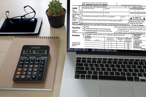 Income Tax Accounts