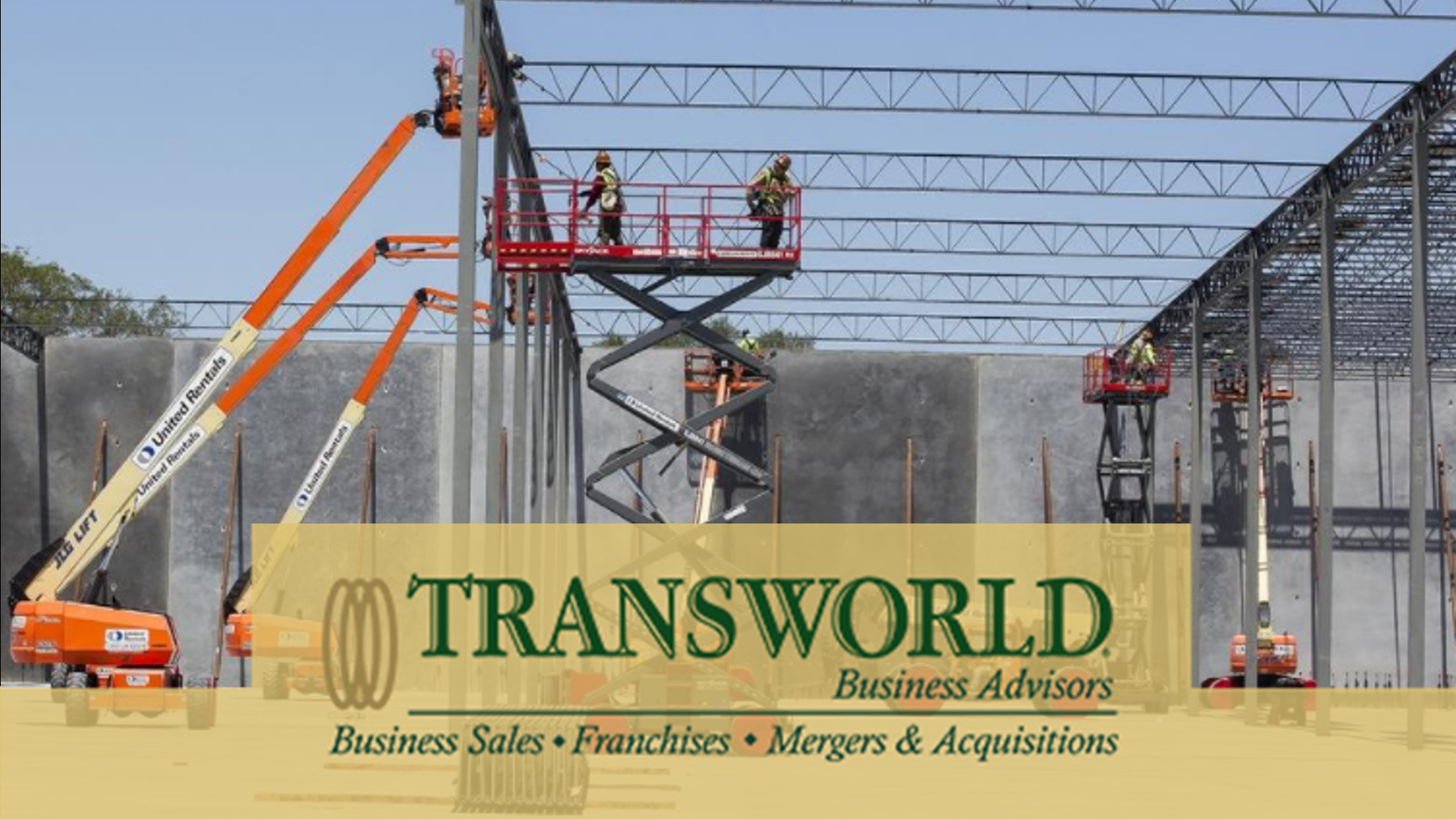 Commercial Construction Welding and Fabrication